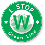 Green Line: West Loop Logo