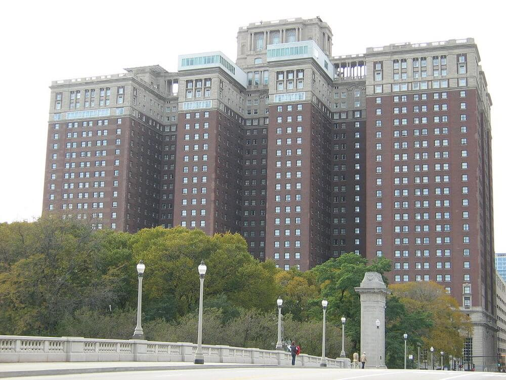 Once the world's largest hotel